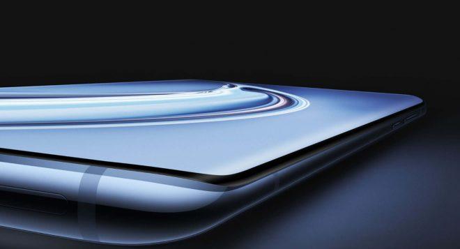 Xiaomi Mi 10 Pro displej