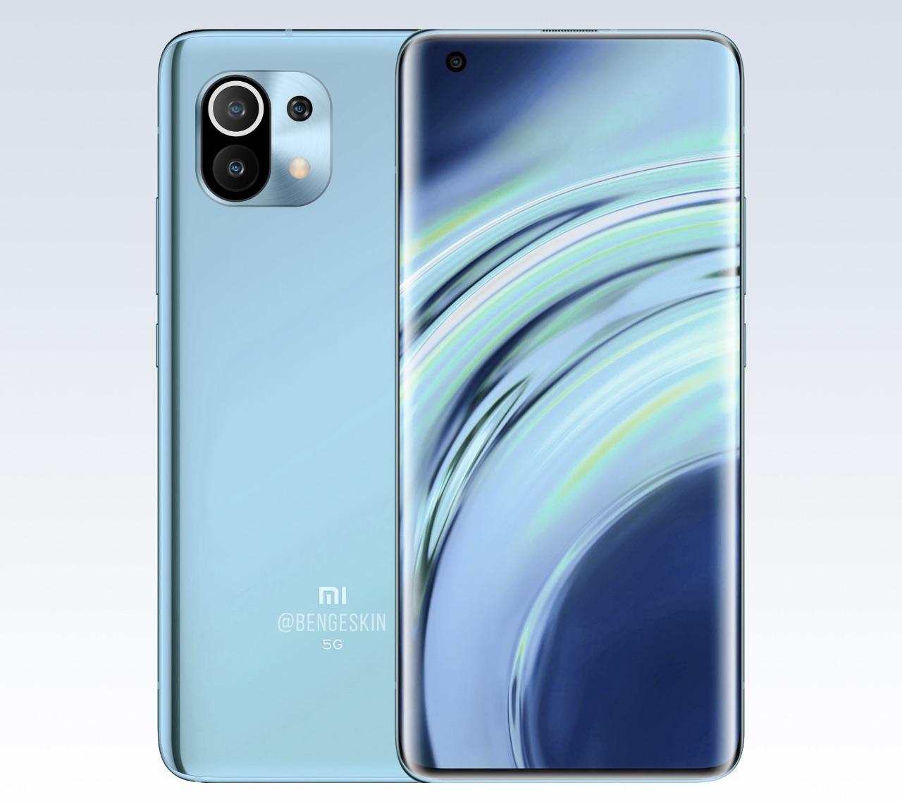 Víme, jak bude vypadat Xiaomi Mi 11! Mobilu se dočkáme už brzo