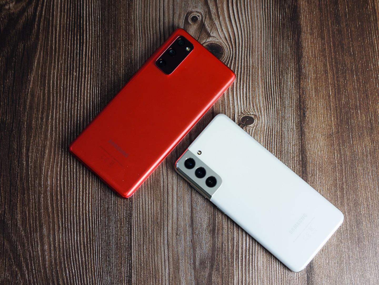 Samsung Galaxy S21, recenze