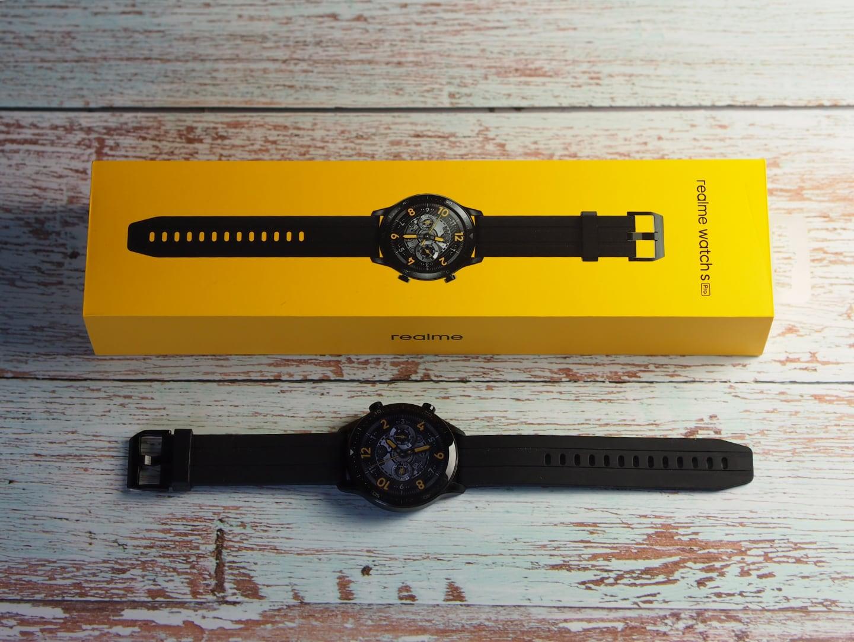 Realme Watch S Pro, reseñas