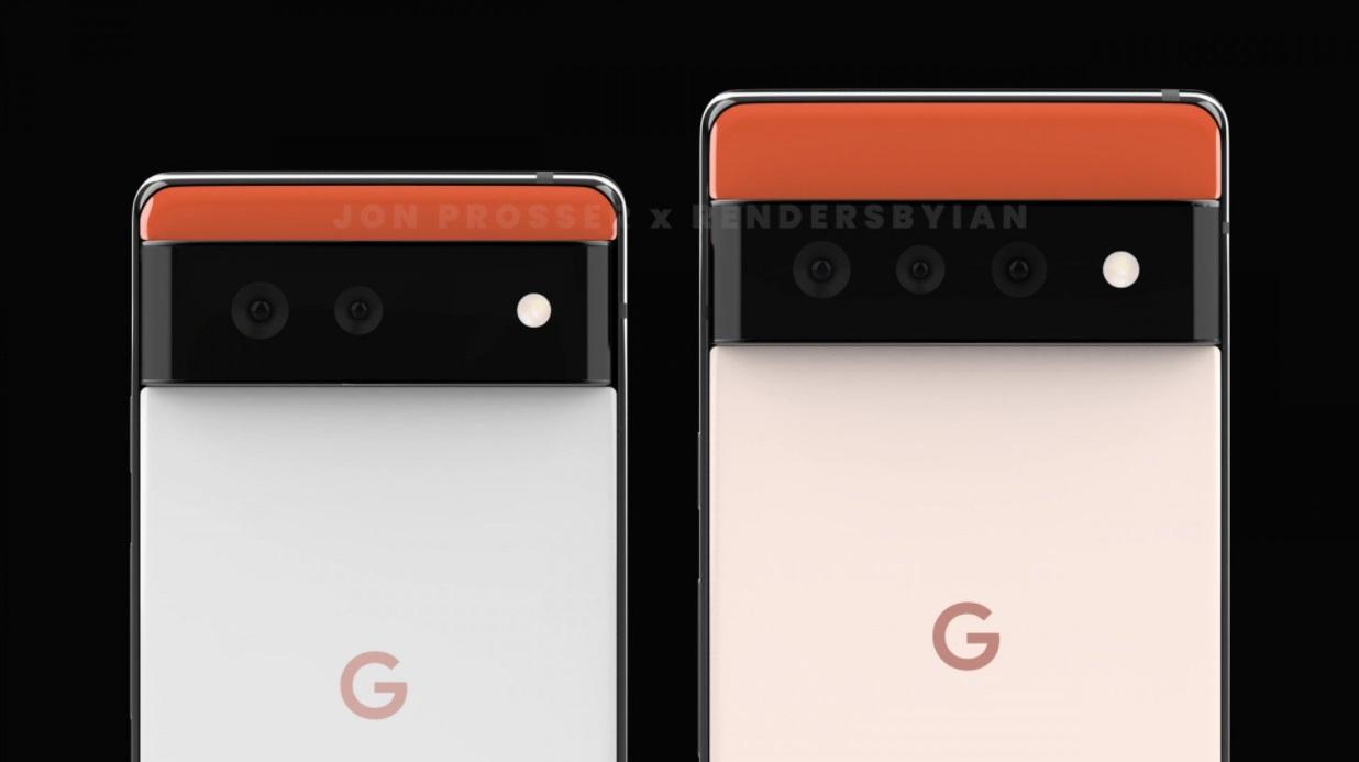 Pixel 6 a 6 Pro
