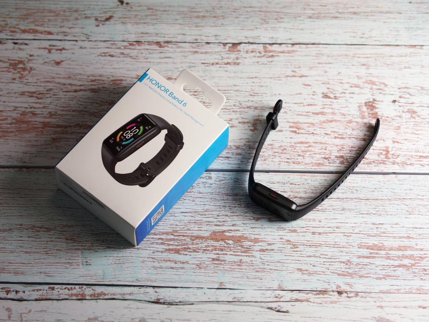Honor Band 6, recenze