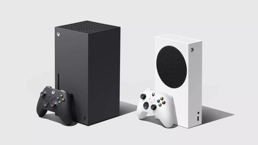Xbox Series X and S, game consoles