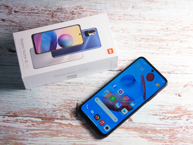 Xiaomi Redmi Nota 10 5G