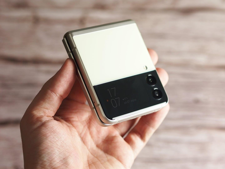 Samsung Galaxy Z Flip 3, revisión