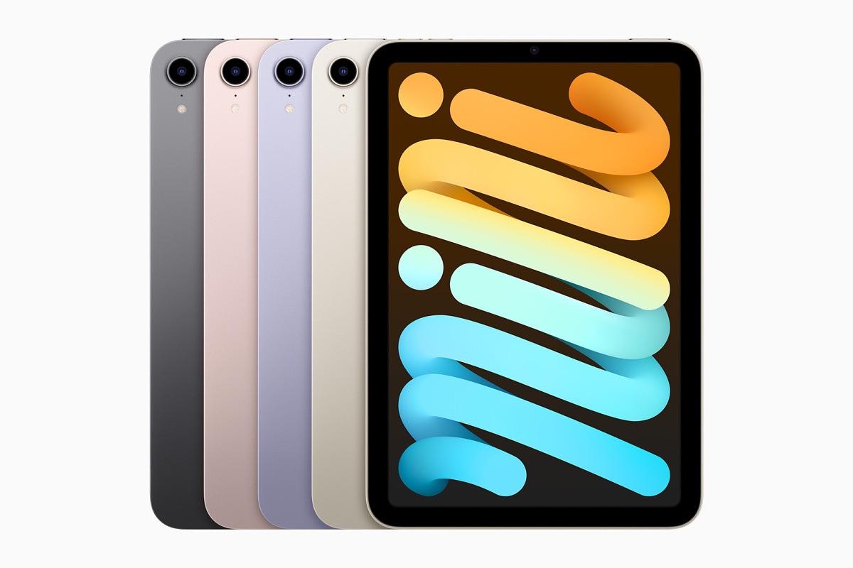 Apple představil našlapaný iPad Mini 6. Druhý iPad (2021) spíše zklame