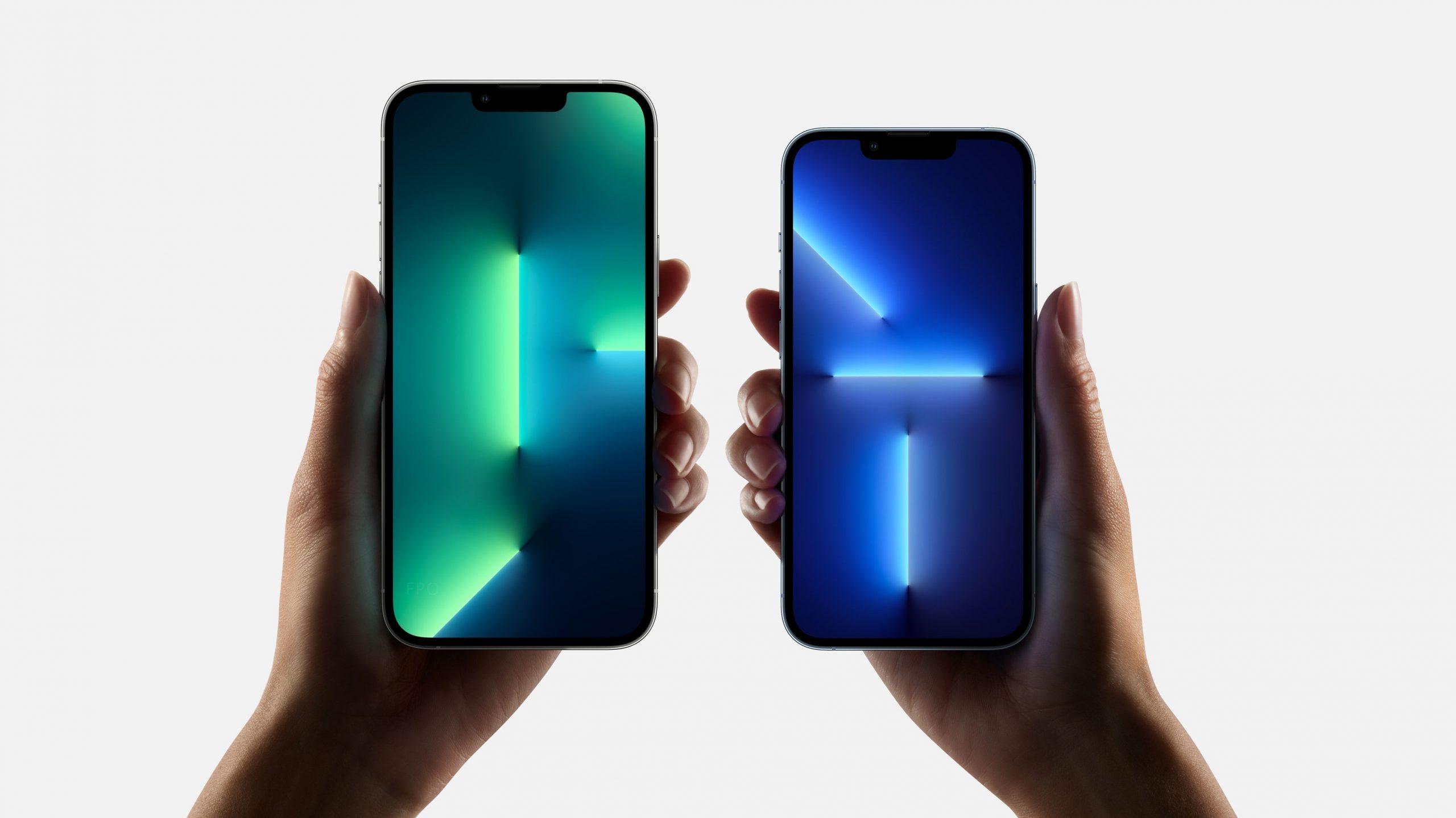 Apple opět pohořel na objednávkách. iPhone 13 je pryč, bude až v listopadu
