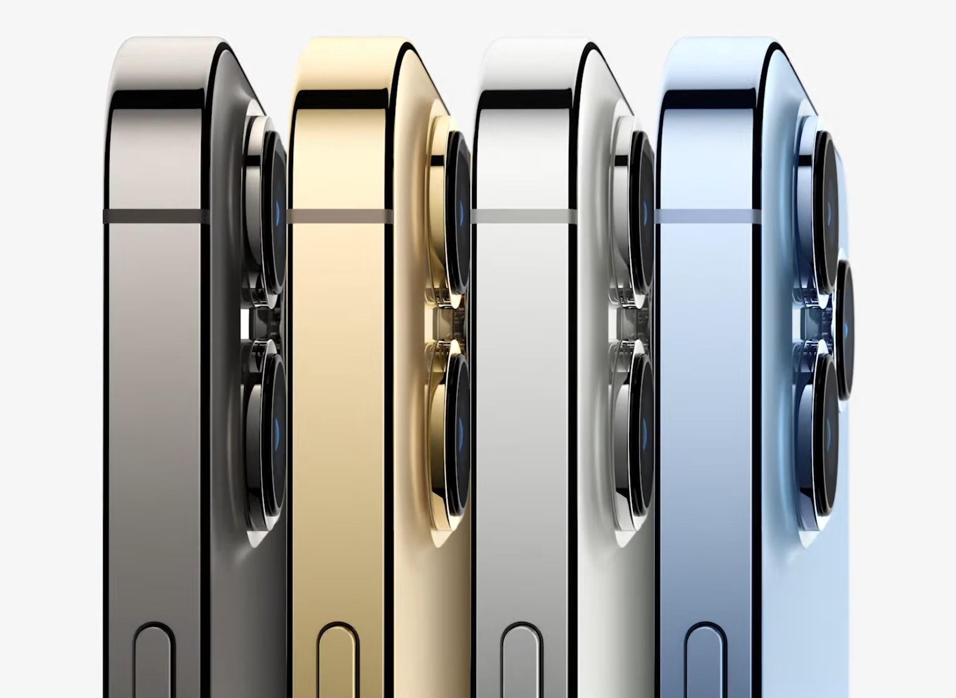 Apple iPhone 13 Pro a Pro Max