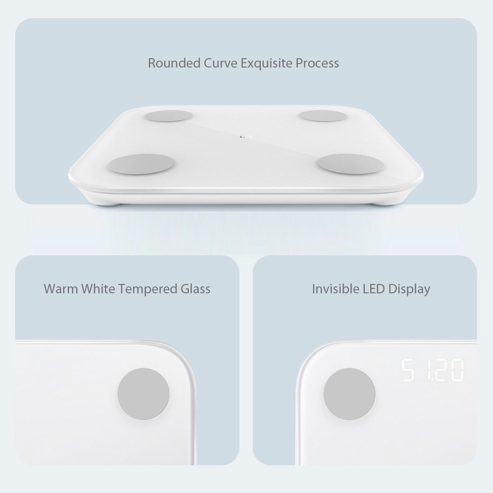 Xiaomi Mi Körperzusammensetzungsskala 2